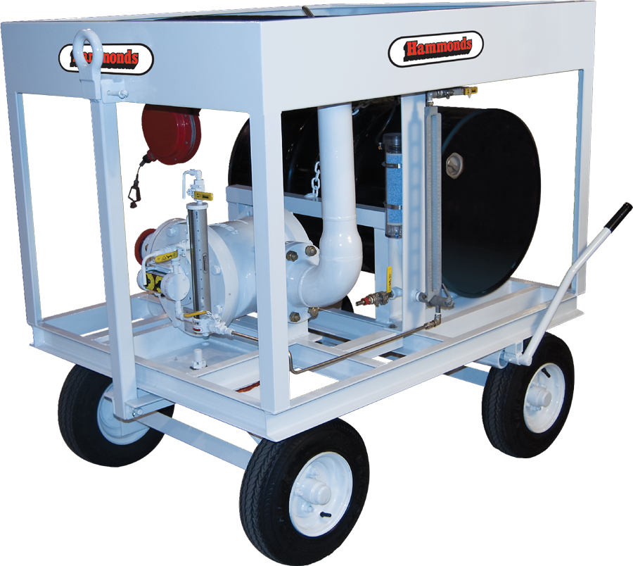 type iv hydrant fuel system